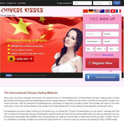 china dating in usa