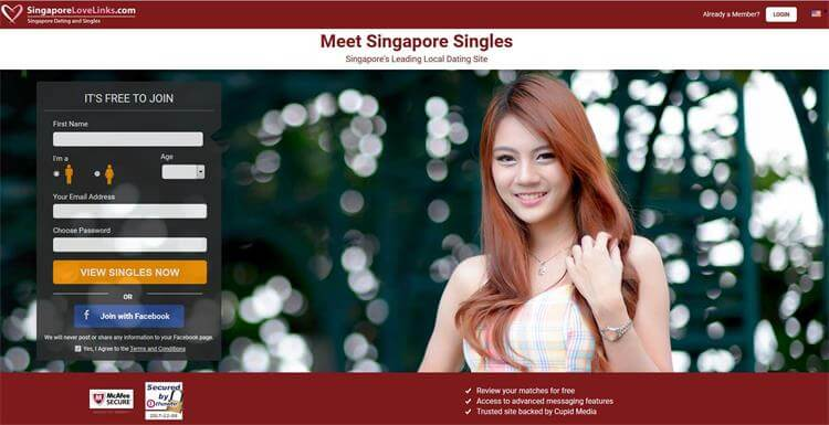 Singapore top dating app