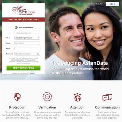 Aasian Dating online-sivusto