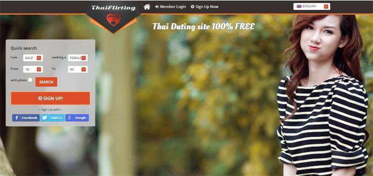 Thai best dating site