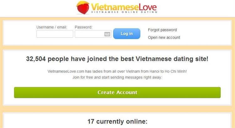 Free dating sites in vietnam